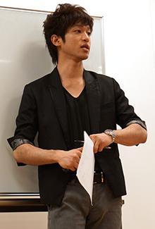代表:加藤将太の紹介 | ココデ...